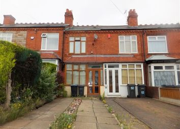 Thumbnail 2 bed terraced house to rent in Harman Road, Wylde Green, Sutton Coldfield