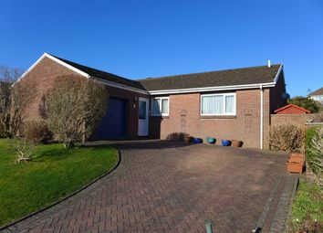 Thumbnail 4 bed detached bungalow for sale in Shakespeare Close, Priory Park, Haverfordwest
