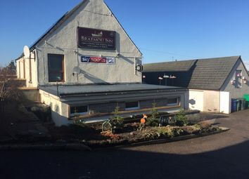 Thumbnail Pub/bar for sale in Cooper Street, Hopeman, Moray