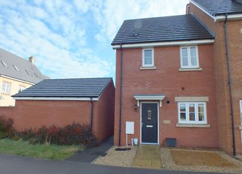Thumbnail 2 bed terraced house for sale in Leapgate, Paxcroft Mead, Trowbridge