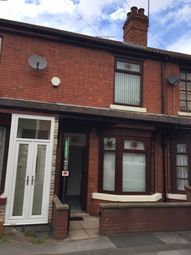 Thumbnail 3 bed terraced house to rent in Regent Street, Willenhall