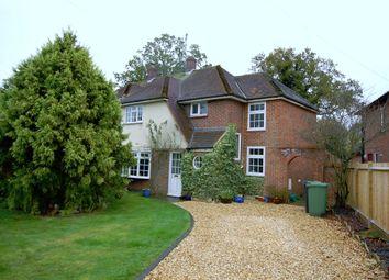 Thumbnail 3 bed semi-detached house for sale in Green Farm Road, Bagshot