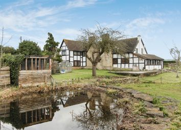 Thumbnail 5 bed detached house for sale in Swan Lane, Stoke Orchard, Cheltenham
