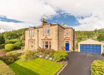 Thumbnail 3 bed semi-detached house for sale in Leadervale, Peebles Road, Innerleithen