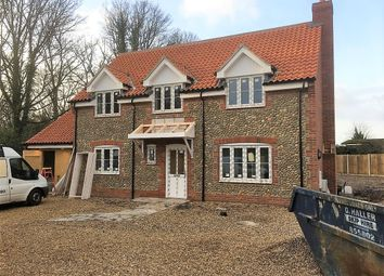 Thumbnail 3 bedroom detached house to rent in The Fairstead, Holt, Norfolk