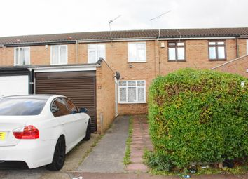 Thumbnail 3 bed terraced house for sale in Napier Road, East Ham