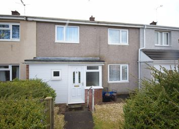 Thumbnail 2 bed terraced house for sale in Llandenny Walk, Southville, Cwmbran