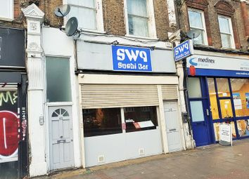 Thumbnail Restaurant/cafe to let in Brixton Road, London