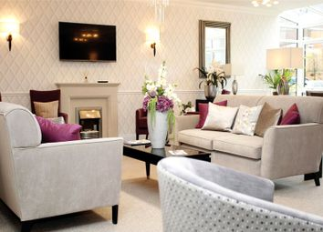 Thumbnail 1 bed flat for sale in North Close, Lymington, Hampshire
