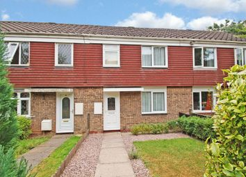 Thumbnail 3 bed terraced house for sale in Napton Close, Redditch