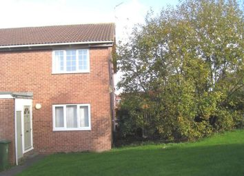 Thumbnail 1 bed flat to rent in Long Meadow Close, Ryton