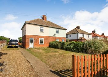 Thumbnail 3 bed semi-detached house for sale in Church Road, Reedham, Norwich