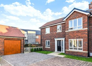 Thumbnail 4 bed detached house for sale in Canal Court, Saxilby