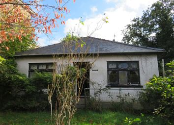 Thumbnail 3 bedroom detached bungalow for sale in Cowbridge Road, Talbot Green, Pontyclun