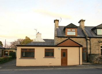 Thumbnail 3 bed semi-detached house for sale in 37 New Elgin Road, Elgin, Moray