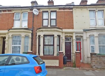 Thumbnail 3 bedroom terraced house for sale in Ernest Road, Portsmouth