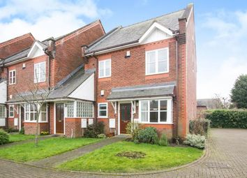 Thumbnail 2 bed flat for sale in The Mews, Macclesfield Road, Holmes Chapel, Crewe