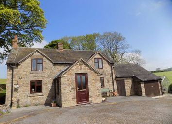 Thumbnail 3 bed detached house for sale in Cross Lane, Winkhill, Staffordshire