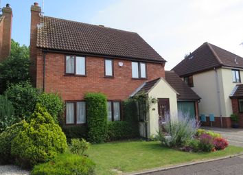 Thumbnail 4 bed detached house for sale in Canonsfield, Werrington, Peterborough