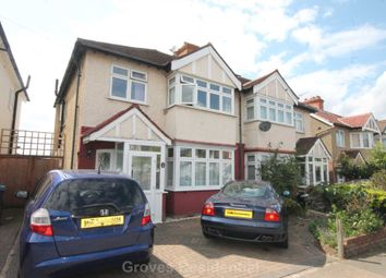 Thumbnail 3 bed semi-detached house for sale in Westbury Road, New Malden