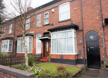 Thumbnail 3 bed terraced house for sale in Brookvale Road, Birmingham