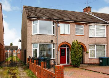 4 bed end terrace house for sale in Erithway Road, Finham, Coventry CV3