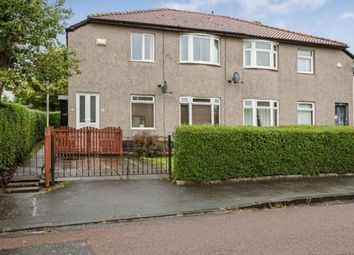 Thumbnail 3 bed flat for sale in Croftend Avenue, Glasgow, Lanarkshire