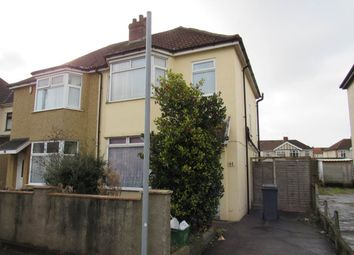 Thumbnail 4 bed property to rent in Wades Road, Filton, Bristol