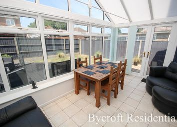 Thumbnail 3 bed semi-detached house for sale in Wright Close, Caister-On-Sea, Great Yarmouth