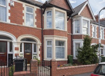 Thumbnail Terraced house for sale in York Street, Canton, Cardiff, South Glamorgan