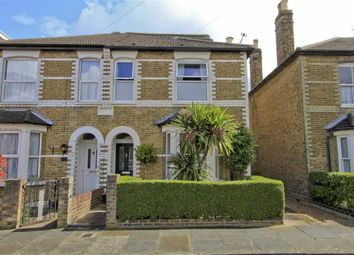 Thumbnail 4 bed semi-detached house for sale in Edgar Road, Yiewsley, Middlesex