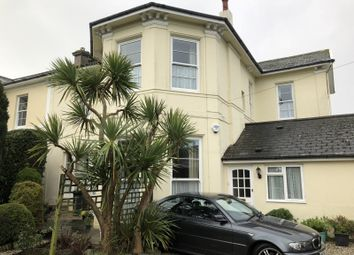 Thumbnail 1 bed flat to rent in Moorcot, Kents Road, Torquay