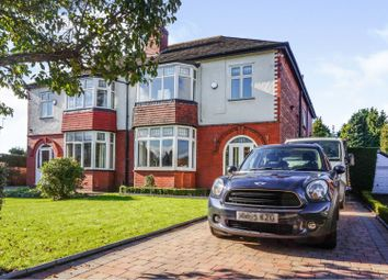 Thumbnail 4 bed semi-detached house for sale in Lullington Road, Salford