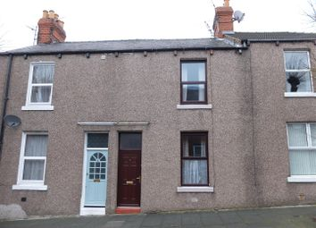 Thumbnail 2 bed terraced house for sale in Red Bank Terrace, Carlisle