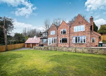 Thumbnail 5 bed detached house for sale in Macclesfield Road, Prestbury, Macclesfield, Cheshire