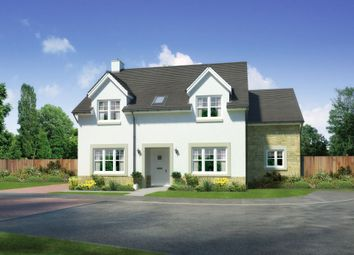Thumbnail 4 bed detached house for sale in Plot 50- The Comrie, Castle Gardens, Lempockwells Road, Pencaitland