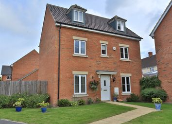 "Thumbnail 5 bed detached house for sale in ""The Sussex"" at Hatchlands Park, Ingleby Barwick, Stockton-On-Tees"