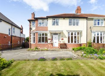 Thumbnail 3 bed semi-detached house for sale in Durham Road, Bishop Auckland, Durham