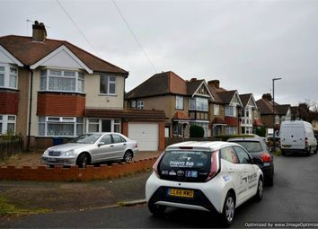 Thumbnail 3 bedroom semi-detached house to rent in Park Crescent, Harrow, Greater London