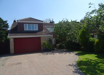 Thumbnail 4 bed detached house for sale in Longmeadow Road, Knowsley, Prescot