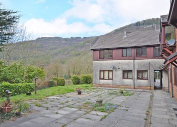Thumbnail 2 bed flat for sale in The Mews, Twyncarn Road, Cwmcarn, Gwent.