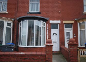 Thumbnail 2 bed terraced house to rent in Fairhurst Street, Blackpool