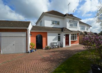 Thumbnail 4 bed detached house for sale in Surman Crescent, Hutton