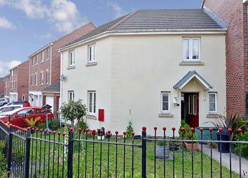 3 bed end terrace house for sale in Longacres, Brackla, Bridgend. CF31