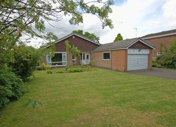 Thumbnail 4 bed detached bungalow for sale in Avondale Road, Ponteland, Newcastle Upon Tyne