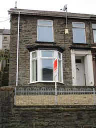 Thumbnail 2 bed semi-detached house to rent in Penrhiwceiber Road, Penrhiwceiber, Mountain Ash