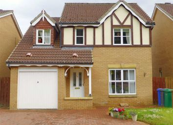 Thumbnail 4 bedroom detached house to rent in 14, Letham Rise, Dalgety Bay