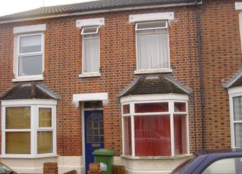 Thumbnail 3 bed terraced house to rent in Burton Road, Southampton, Hampshire