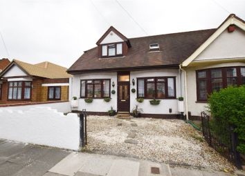 Thumbnail 4 bed semi-detached bungalow for sale in Whalebone Grove, Chadwell Heath