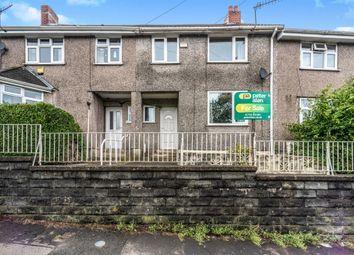 Thumbnail 3 bed terraced house for sale in Carmarthen Road, Cwmdu, Swansea